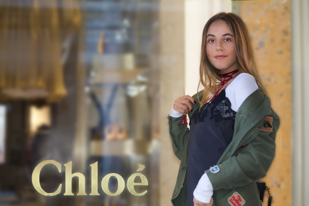 Chloé Selby's Take on Life and her new Line of Chokers