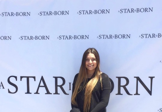 One of the first scripts I read during my internship with Warner Bros. was Lady Gaga's upcoming film, A Star is Born. Today I was happy to be one of the extras