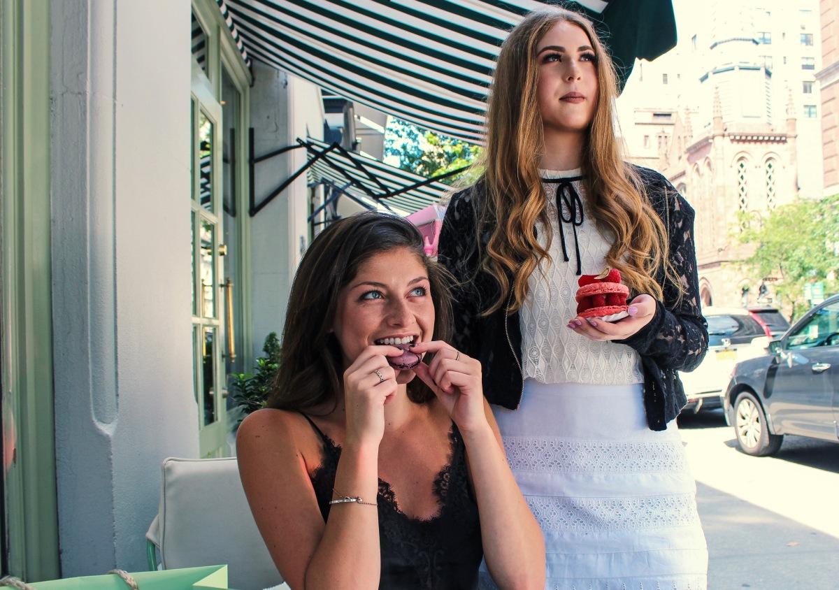 Gossip Girl Editorial