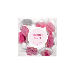 Bubble Gum Hair Ties