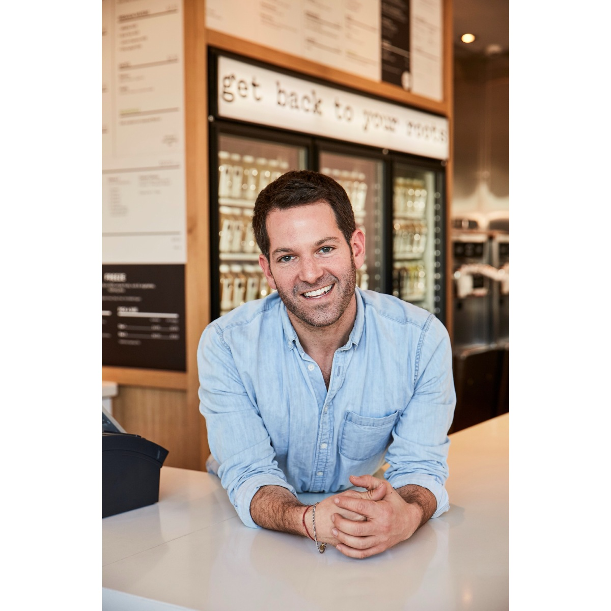 Meet the Co-founder & CEO of Pressed Juicery, Hayden Slater